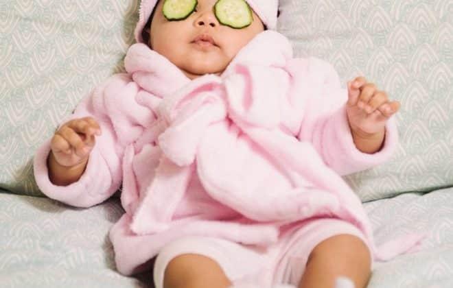 Baby flesvoeding