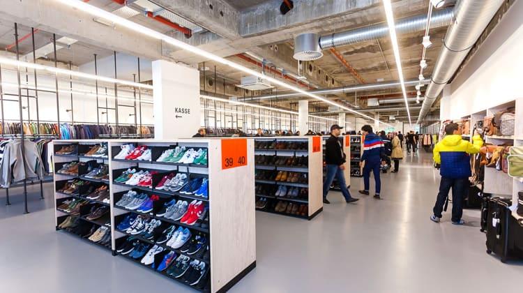 Outlet-Zalando-store
